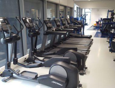 NIEUW: Fitness (vrij trainen)