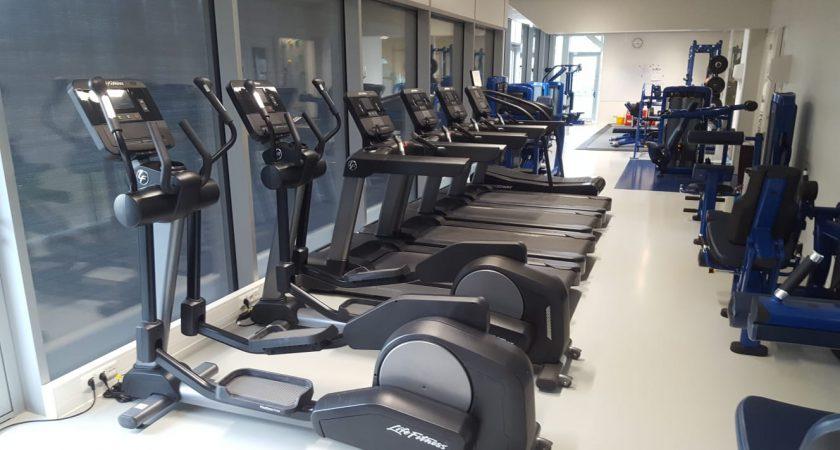Binnenkort: fitness